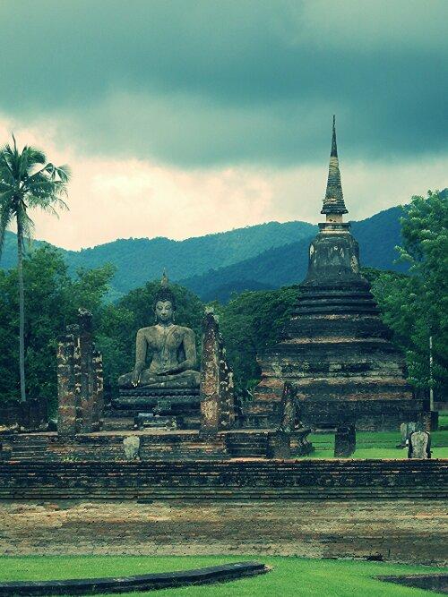 Sukhothai i Budda