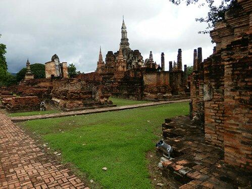 Sukhothai bez Buddy